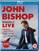 John Bishop: Winging It Live (Blu-ray)