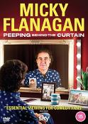 Micky Flanagan: Peeping Behind the Curtain [DVD] [2020]