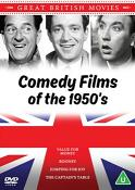 Comedy Films of the 1950s [DVD]
