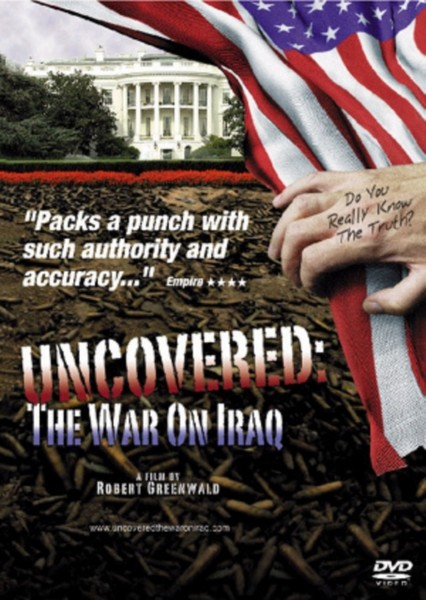 Uncovered: The War On Iraq (DVD)