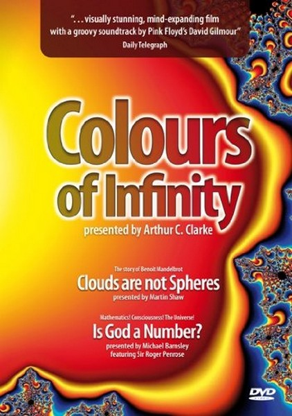 Colours Of Infinity / Clouds Are Not Spheres / Is God A Number (Music By David Gilmour Of Pink Floyd) (DVD)