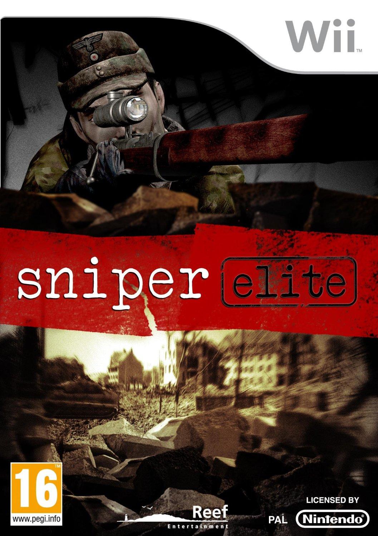 Sniper Elite (Wii)