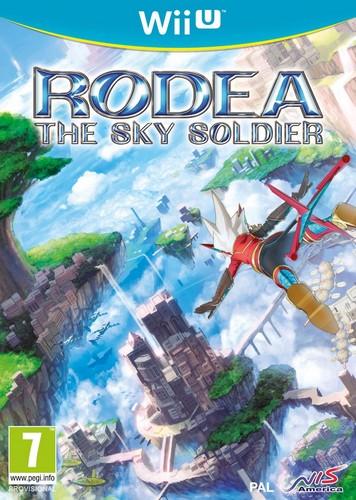 Rodea: The Sky Soldier (Nintendo Wii U)