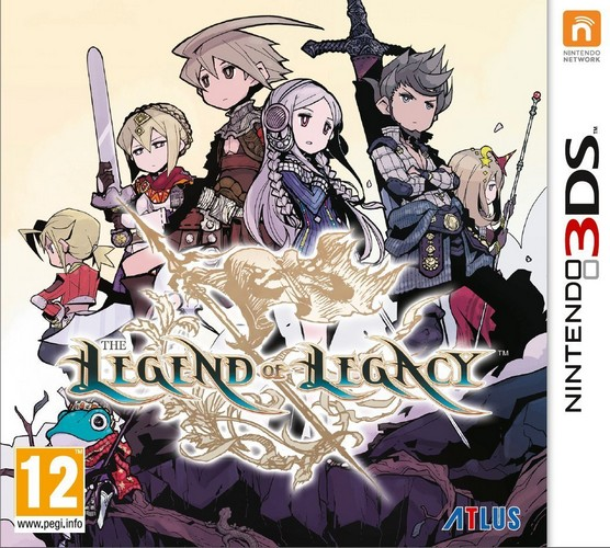 The Legend of Legacy (Nintendo 3DS)