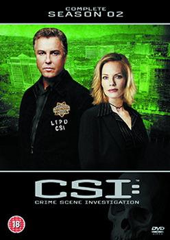 Csi - Crime Scene Investigation: The Complete Season 2 (DVD)