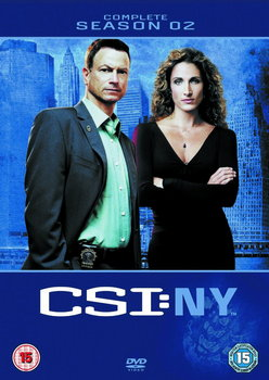 Csi New York: Complete Season 2 (DVD)