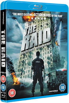 Raid (Blu-Ray)