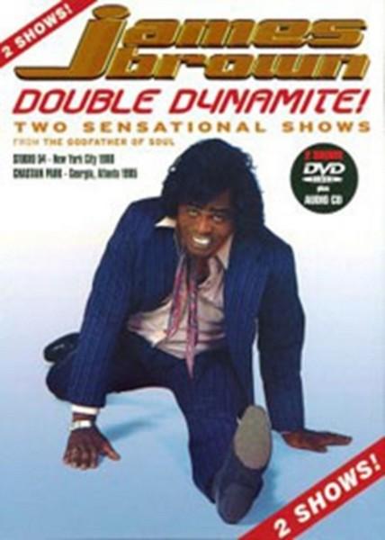 James Brown - Double Dynamite! (DVD)