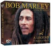 Bob Marley - Legend: 50 Reggae Classics (3 CD) (Music CD)