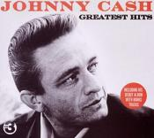 Johnny Cash - Greatest Hits (Music CD)