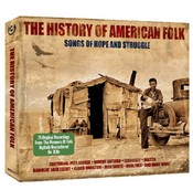 Various Artists - History Of American Folk  The (Music CD)