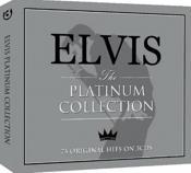 Elvis Presley - Platinum Collection (3 CD) (Music CD)