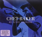 Chet Baker - My Funny Valentine (Music CD)