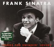 Frank Sinatra - Songs For Swinging Lovers (Music CD)