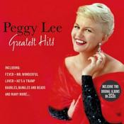 Peggy Lee - Greatest Hits (Music CD)