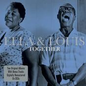 Ella Fitzgerald & Louis Armstrong - Together (Music CD)
