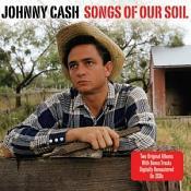 Johnny Cash - Songs Of Our Soil (Music CD)