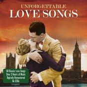 Various Artists - Unforgettable Love Songs (Music CD)