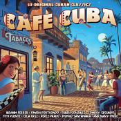Various Artists - Cafe Cuba (Music CD)