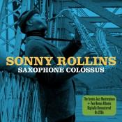 Sonny Rollins - Saxophone Colossus (Music CD)