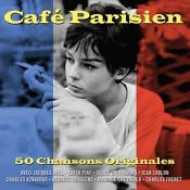 Various Artists - Cafe Parisien (Music CD)