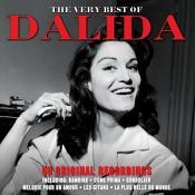 Dalida - Very Best of Dalida (Anthologie 49 Songs (Les Incontournables De La Chanson Française)) (Music CD)