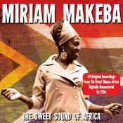 Miriam Makeba - The Sweet Sound Of Africa (Music CD)