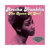 Aretha Franklin - The Queen Of Soul (Music CD)