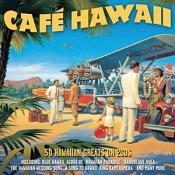 Various Artists - Cafe Hawaii (Music CD)