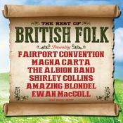 Various Artists - The Best Of British Folk (Music CD)