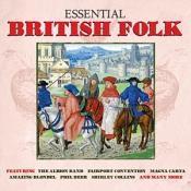 Various Artists - Essential British Folk (Music CD)