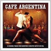 Various Artists - Cafe Argentina (Music CD)