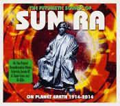 Sun Ra - The Futuristic Sounds Of Sun Ra [Double CD] (Music CD)