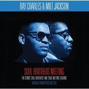 Milt Jackson & Ray Charles - Soul Brothers Meeting (2 CD) (Music CD)
