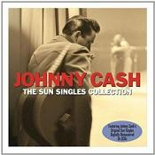 Johnny Cash - The Sun Singles Collection '55-'58 (2 CD) (Music CD)