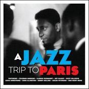 Various Artists - A Jazz Trip To Paris [Double CD] (Music CD)