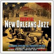 Various Artists - Essential New Orleans Jazz [Double CD] (Music CD)