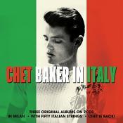 Chet Baker - Chet Baker In Italy [Double CD] (Music CD)