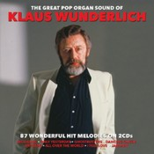 Klaus Wunderlich - Great Pop Organ Sound of Klaus Wunderlich (Music CD)