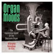 Various Artists - Organ Moods (The Expressive Sound) (Music CD)