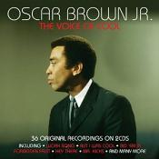 Oscar Brown  Jr. - Voice of Cool (Music CD)