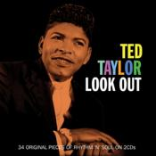 Ted Taylor - Look Out (Music CD)