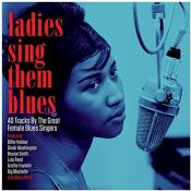 Various Artists - Ladies Sing Them Blues [Double CD] (Music CD)