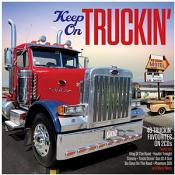 Various Artists - Keep On Truckin' [Double CD] (Music CD)