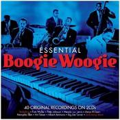 Various Artists - Essential Boogie Woogie (Music CD)