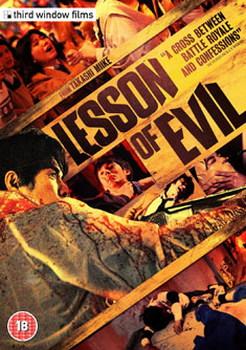 Lesson Of Evil (DVD)