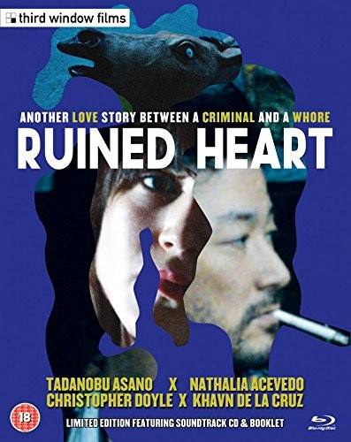 Ruined Heart: Another Love Story Between a Criminal and a Whore (Limited Edition with Soundtrack CD & Booklet) (Blu-ray)