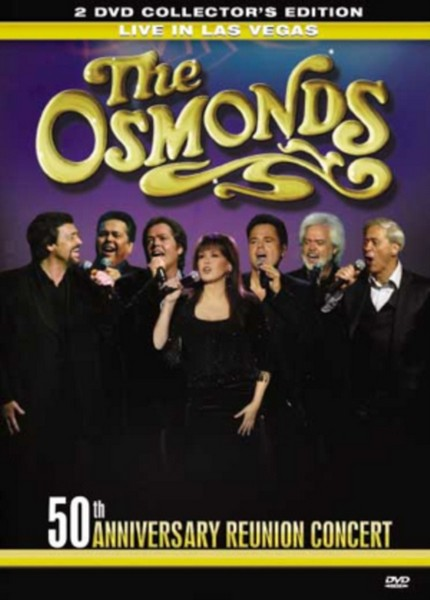 The Osmonds: 50Th Anniversary Reunion Concert - Live In Las Vegas (Music Dvd) (DVD)