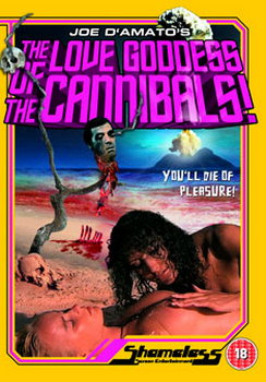 Love Goddess Of The Cannibals (DVD)