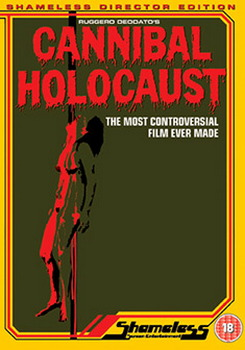Cannibal Holocaust - Ruggero Deodatos New Edit (DVD)